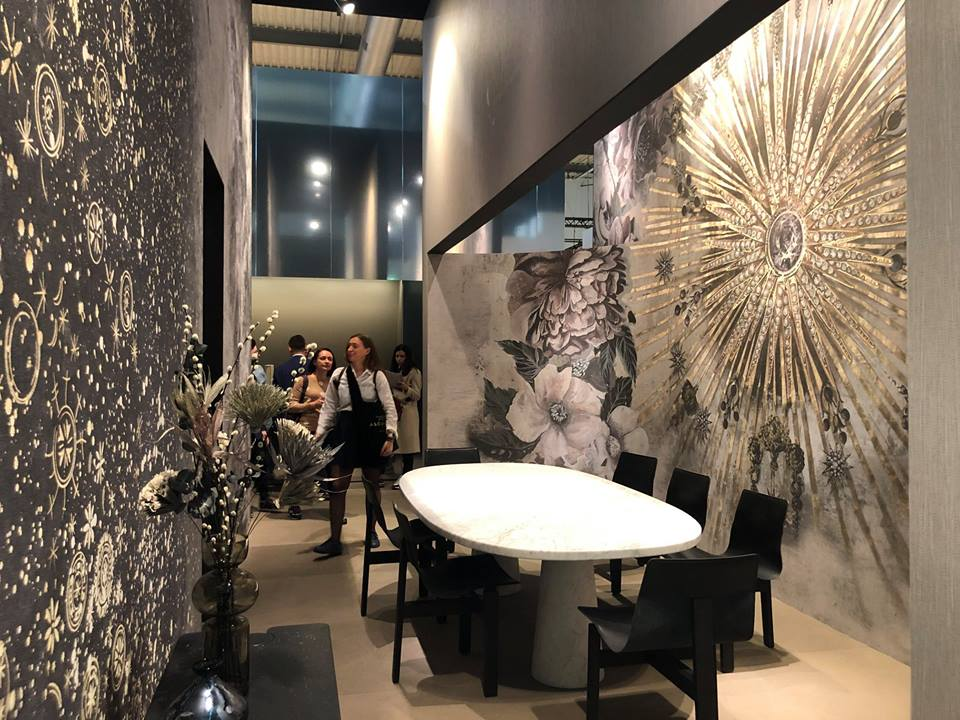 Salone del Mobile 2019_Carte da Parati Wall & Deco