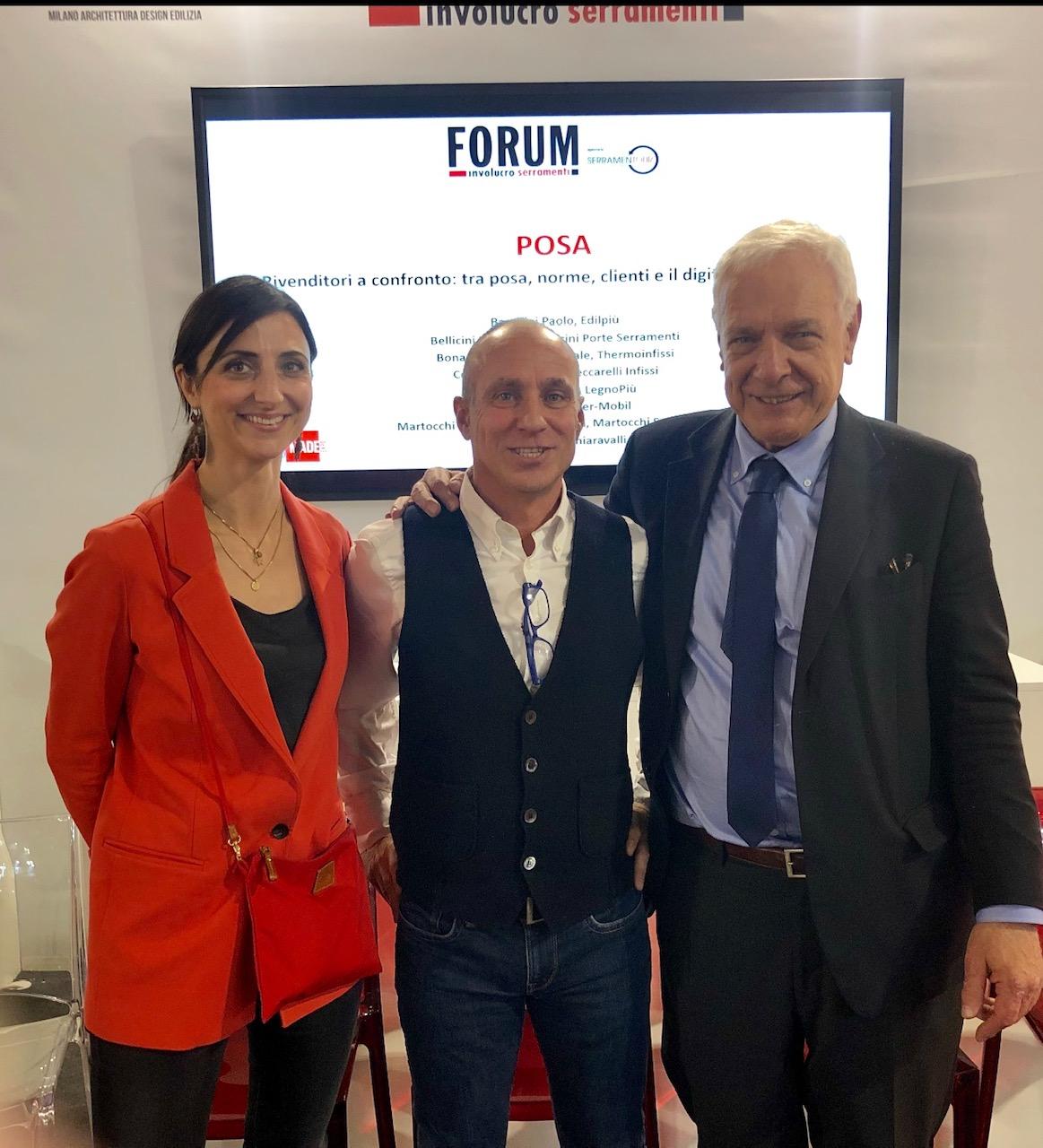 Made Expo 2019_Forum Involucro Serramenti_Milano_Chiaravalli